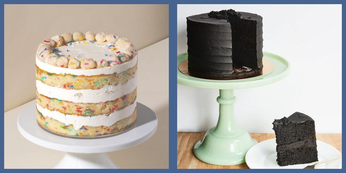 A guide to online cakes