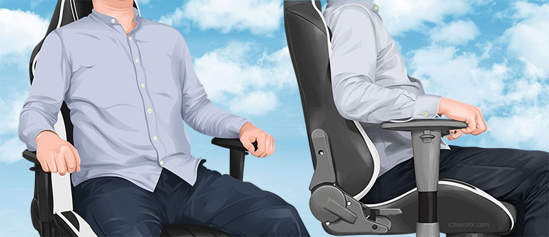 The power of sitting straight