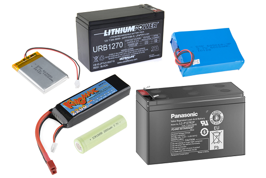 Disadvantages of using a lithium battery